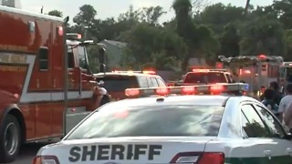 Two people killed, one seriously injured following shooting in suburban West Palm Beach - Video