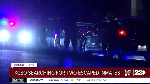 Two inmates escape from Lerdo jail