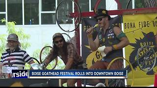 Boise Goathead Fest rolls through Boise - Video