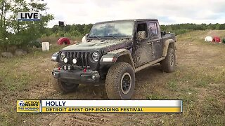 Detroit 4Fest Off-Roading Festival