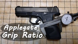Applegate Grip Ratio - Does it Matter?