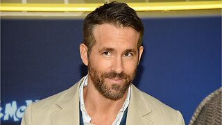 Ryan Reynolds' Shows Off Style With Latest Suit