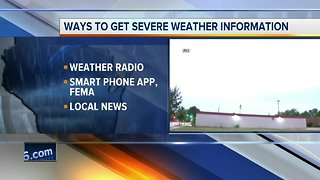 Tornado and Severe Weather Awareness Week