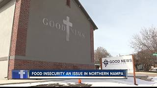 Food pantry coming to northern Nampa - Video