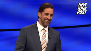 Aaron Rodgers trolled over Packers' field goal kick on 'Jeopardy!'