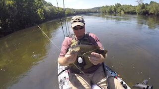 James River Kayak Fishing