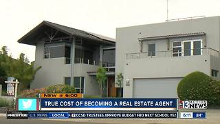Want to become a real estate agent? Get ready to shell out big bucks