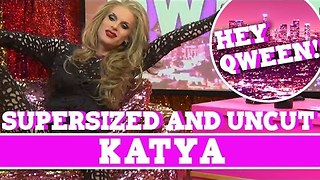 Katya on Hey Qween With Jonny McGovern Pt 1 - Video