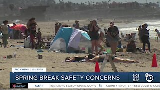 Spring break travel could bring another surge