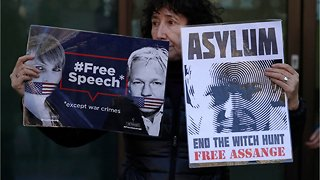 Swedish Prosecutors Following Developments After Assange Arrest