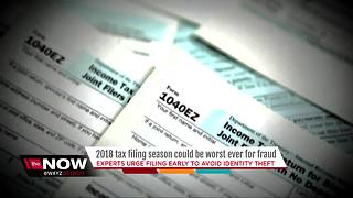 Income tax hackers - Video