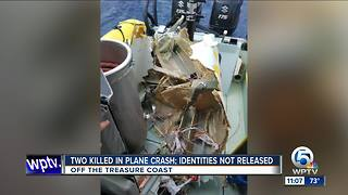 2 killed in plane crash off the St. Lucie Inlet