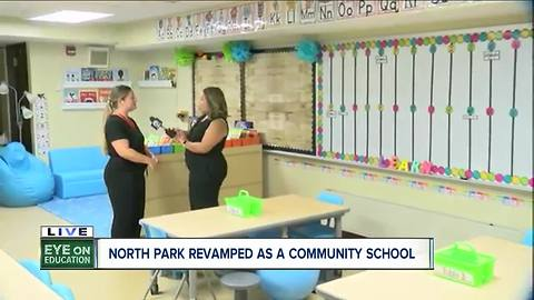 North Park Community School to welcome inaugural class