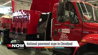 National Pavement Expo in Cleveland - Video