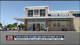 Low-cost grocery chain Aldi plans more US stores - Video
