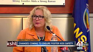 KS DCF Secretary: Agency needs more staff, funding - Video