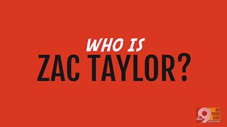 Who is Zac Taylor?