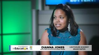 Excellence in Education Dianna Jones - Video