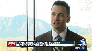 Preveting Overuse Injuries - Video