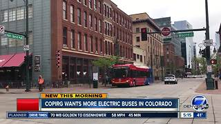 CoPIRG wants more electric buses