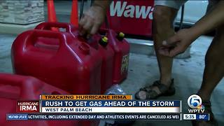 Drivers search for gas as some stations run dry - Video