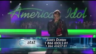James Durbin's 2010 American Idol Journey