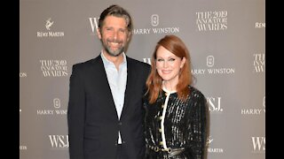 Julianne Moore shares her secret to marriage
