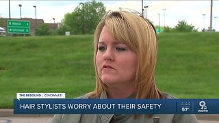 DWYM: Stylists worry about their safety and losing unemployment
