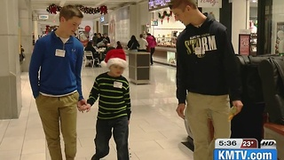 Visually Impaired Christmas - Video