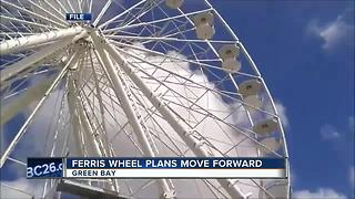 Green Bay City Council meeting discusses Colburn Pool, expo center, Bay Beach Ferris wheel - Video