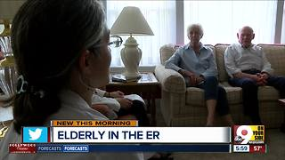 How pairing UC medical students with retired seniors helps everyone - Video