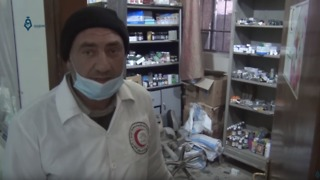 Airstrikes Damage Beit Sawa Hospital as Death Toll in East Ghouta Mounts - Video