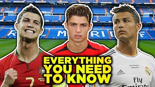 Cristiano Ronaldo | Everything You Need To Know - Video