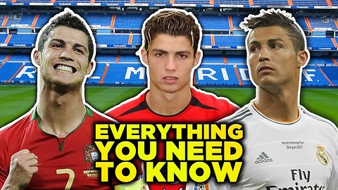 Cristiano Ronaldo | Everything You Need To Know
