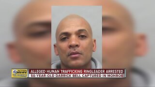 Alleged human trafficking ringleader arrested in Monroe