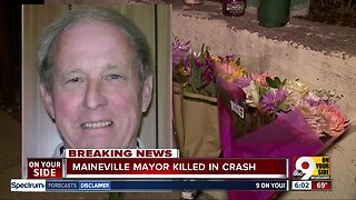 Maineville mayor killed in crash