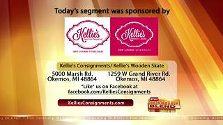 Kellie's Consignments - 3/19/18 - Video