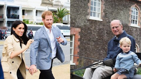 Prince Harry Just Shared The Sweetest Tribute After His 'Cheeky' Grandfather's Passing