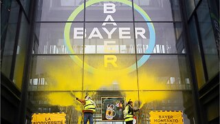 Bayer stock hits 7 year low