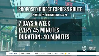 Plant City families hoping for new express bus route to Downtown Tampa