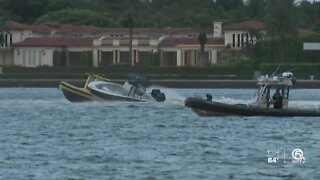 Catamaran cruise rescues 2 boaters thrown from vessel on Intracoastal