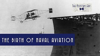Glenn Curtiss and the Birth of Naval Aviation