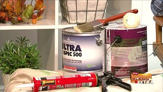 Blend Extra: Fall Home Improvement Projects