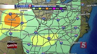 Kelly's Morning Forecast: Thursday, June 15, 2017 - Video