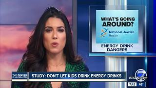 Energy Drink Dangers - Video