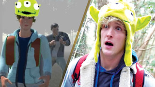 Logan Paul's Suicide Forest Controversy is Now a Video Game