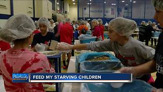 Concordia University's 'Feed My Starving Children' event draws 1,500 volunteers - Video