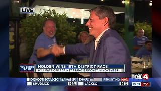 Holden wins district 19 democratic nomination