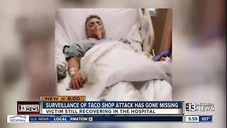 Family wants answers week after taco shop attack - Video
