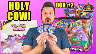 Unified Minds Booster Case (Box 2) | Mewtwo & Mew Hunting | Pokemon Opening